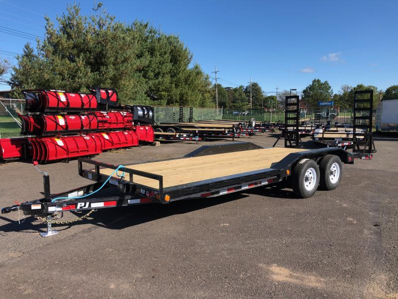 2020 PJ Trailers B5 Car Hauler Other Trailer