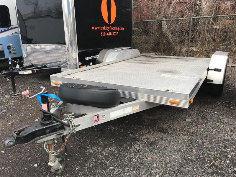 2007 Hull OCH16 Car / Racing Trailer