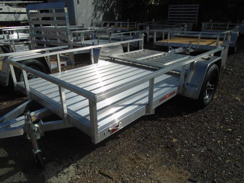 2020 Sport Haven AUT610D Utility Trailer