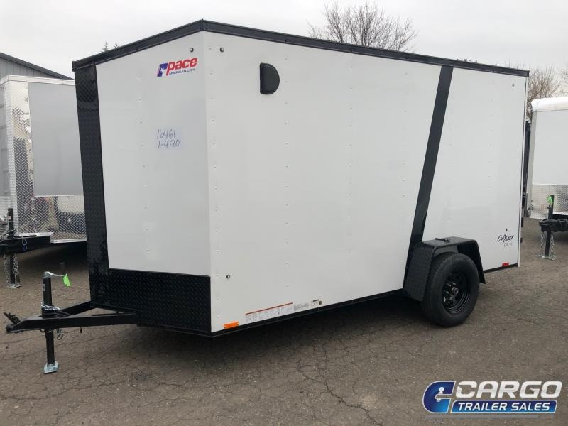 2021 Pace American OB6 X12 Enclosed Cargo Trailer