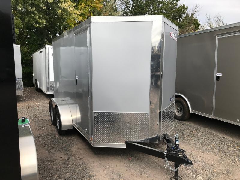 2020 Cross Trailers 612TA Enclosed Cargo Trailer