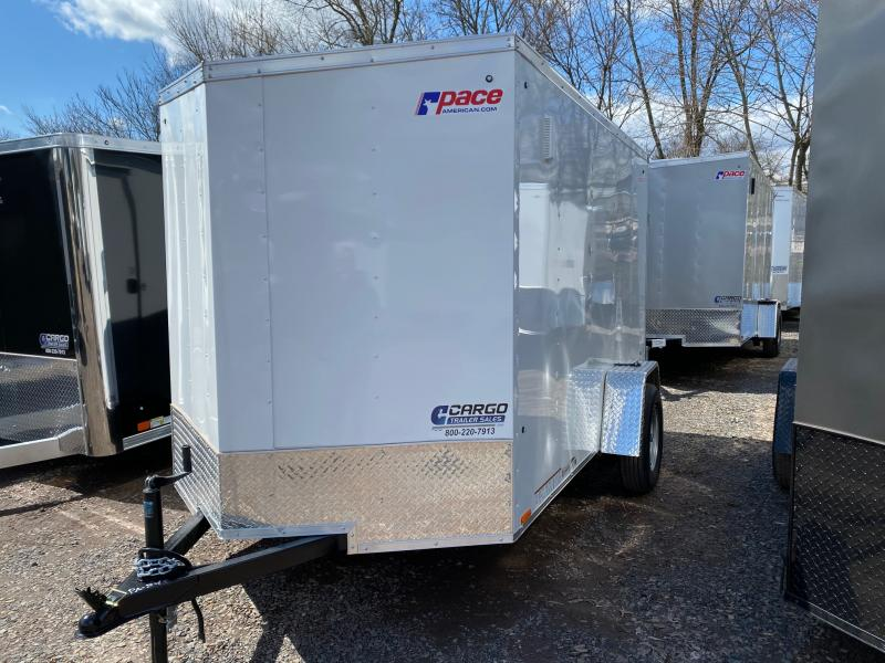 2020 Pace American OB 6 x 10 Enclosed Cargo Trailer