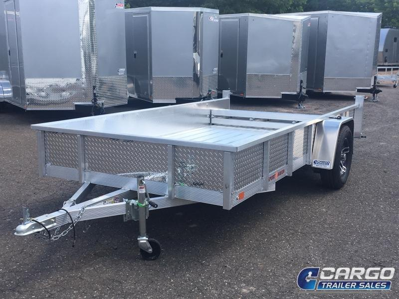 2020 Sport Haven AUT612DS-F Utility Trailer