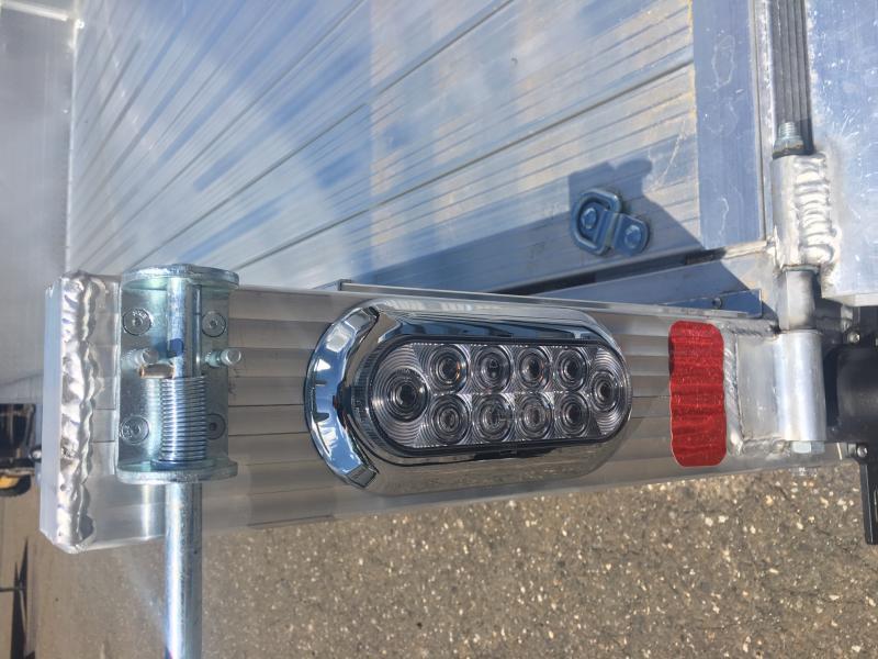 2020 Sport Haven AUT612DS-F Utility Trailer