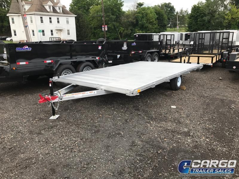 2017 SIC Metals 8.5X14 D/O ATV Utility Trailer