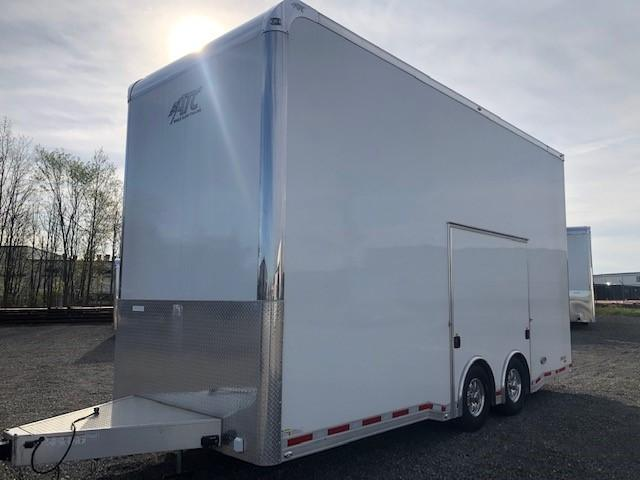 2020 Aluminum Trailer Company QSTAB8522+0-2T7.0k Other Trailer
