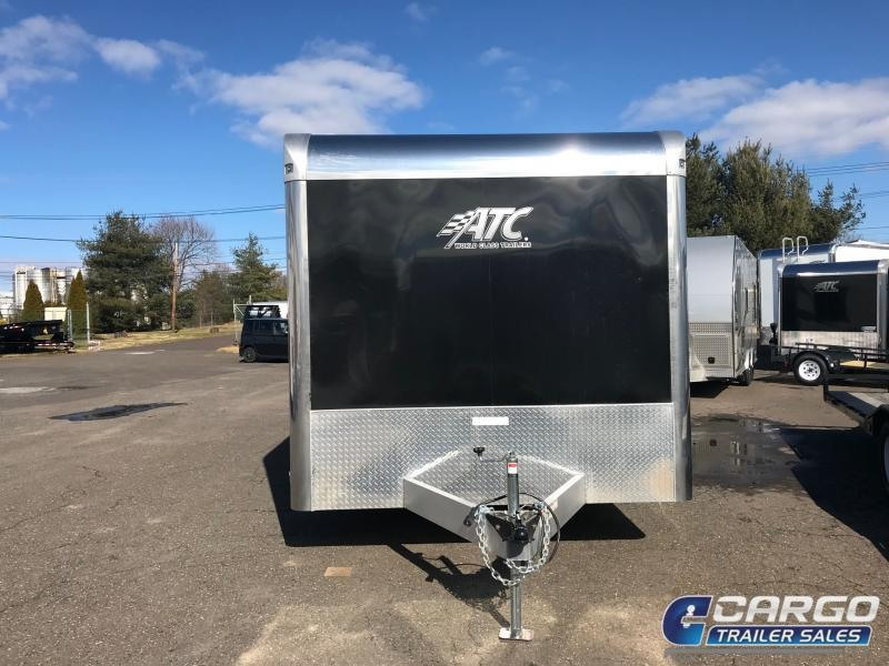 2020 Aluminum Trailer Company RAVAB8520 Car / Racing Trailer