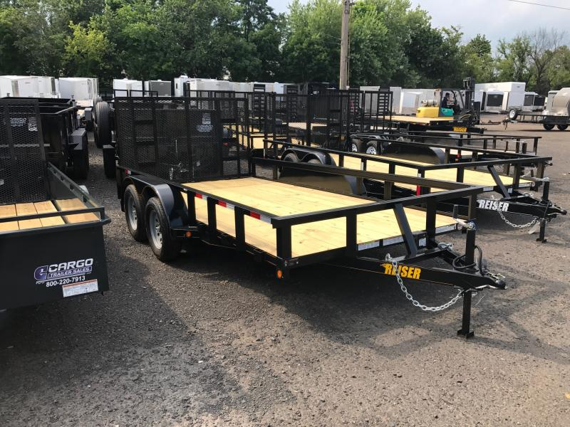 2020 Reiser Trailers L821810K Other Trailer