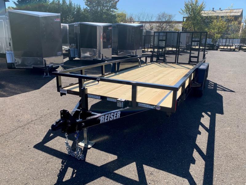 2020 Reiser Trailers L821810K Utility Trailer