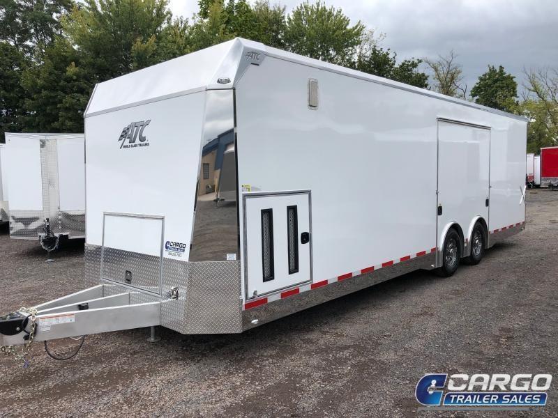 2020 Aluminum Trailer Company QSXAB8528 Car / Racing Trailer