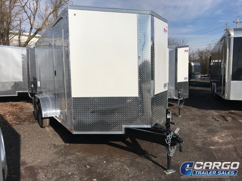 2021 Pace American JV7x14 Enclosed Cargo Trailer