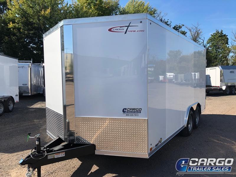 2020 Cross Trailers 816TA Enclosed Cargo Trailer
