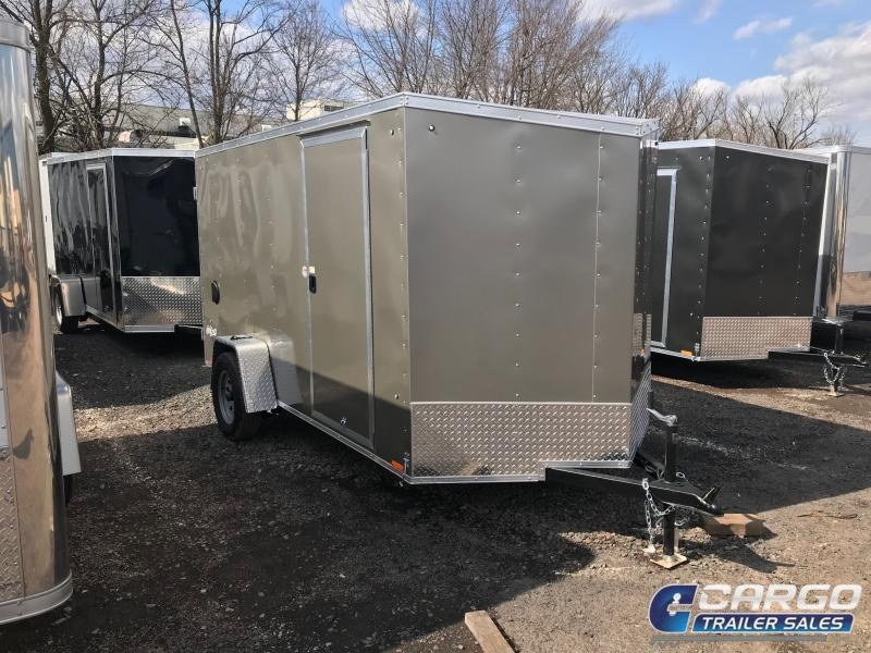 2021 Pace American OB 6X12 Enclosed Cargo Trailer