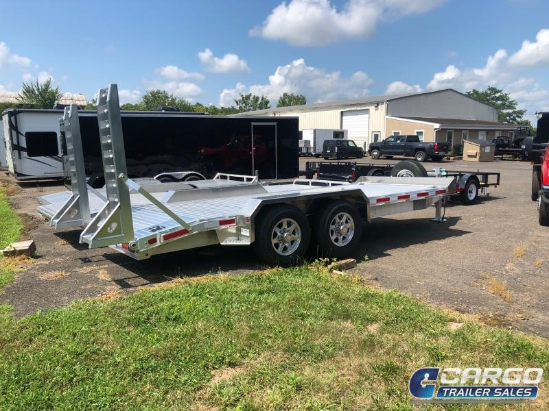 2019 EBY BH18EQP Equipment Trailer