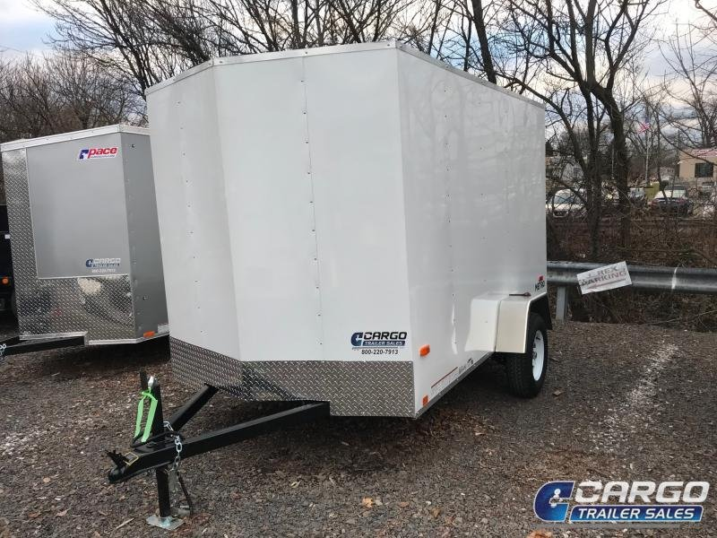 2020 Pace American PSC0A6.0X10S12fE Enclosed Cargo Trailer