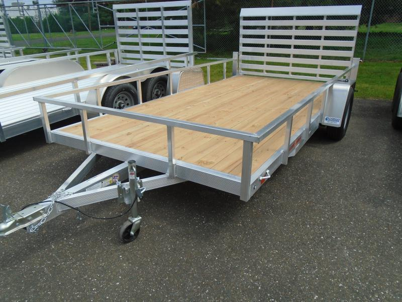 2020 Sport Haven AUT714 Utility Trailer
