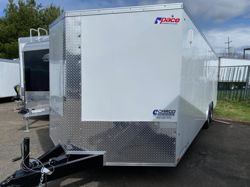 2021 Pace American JV85X24TE3 Car / Racing Trailer