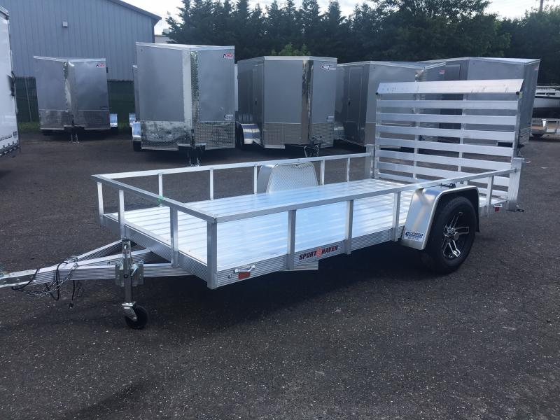 2020 Sport Haven AUT612D Utility Trailer