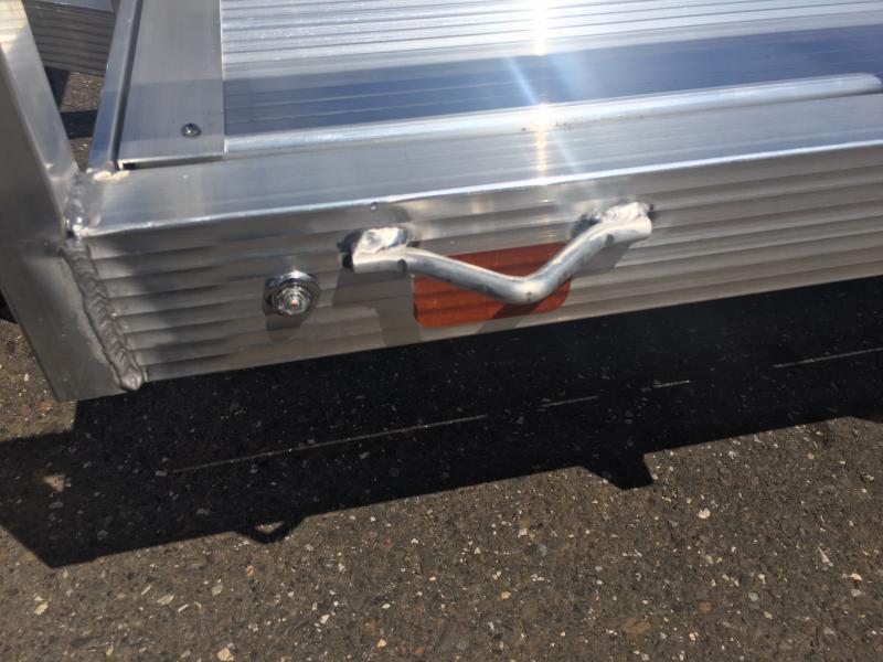 2020 Sport Haven AUT612D Utility Trailer