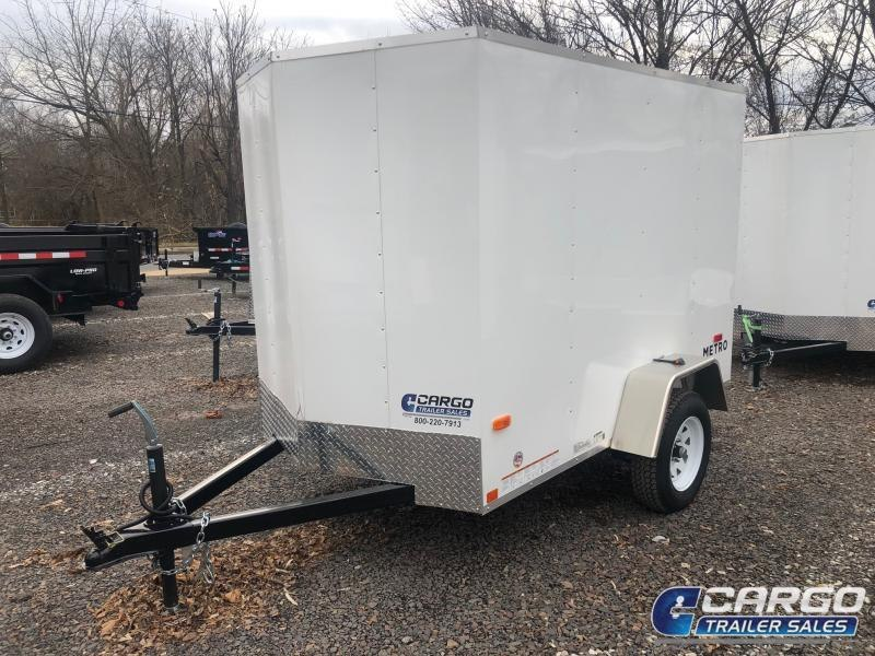 2020 Pace American PSC0A5.0X08S12fE Enclosed Cargo Trailer