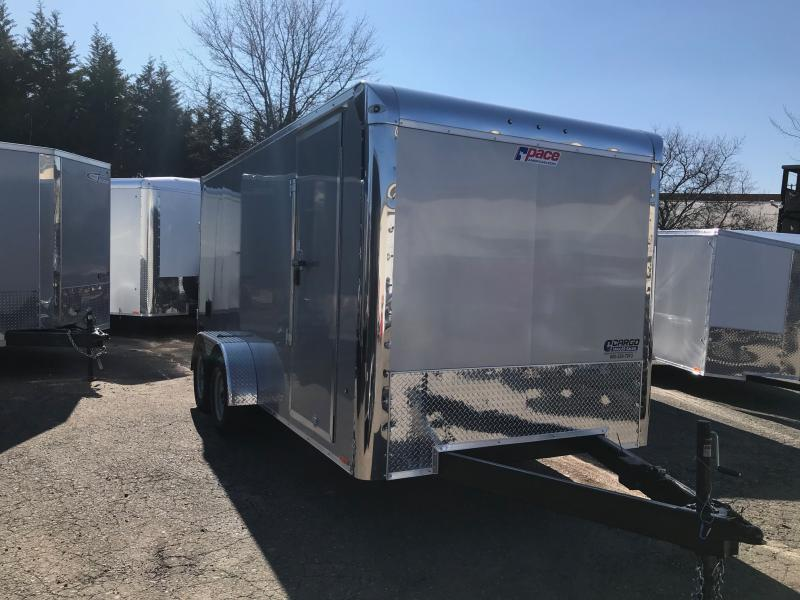 2021 Pace American JV7X16 Enclosed Cargo Trailer