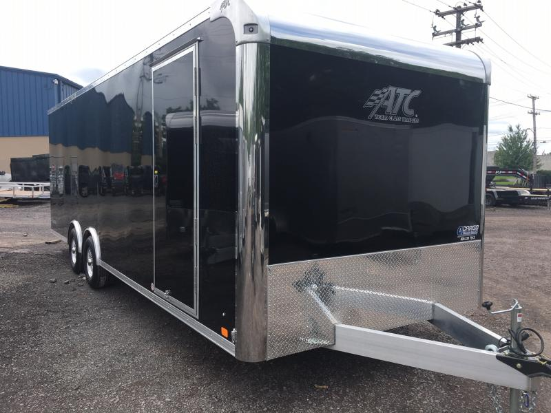 2020 Aluminum Trailer Company RAVAB8524 Car / Racing Trailer