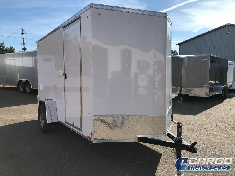 2020 Pace American OB 6X12 Enclosed Cargo Trailer