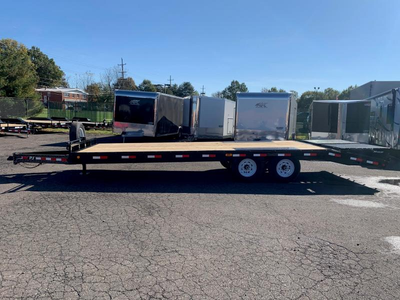2020 PJ Trailers F8 DO Equipment Other Trailer
