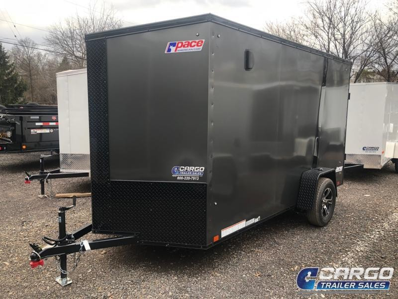 2021 Pace American JV612 Enclosed Cargo Trailer