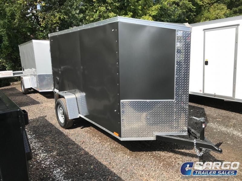2020 Pace American JV510 Enclosed Cargo Trailer