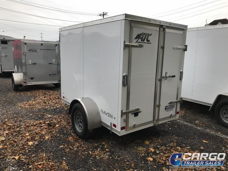 2019 Aluminum Trailer Company RAVAB508 Enclosed Cargo Trailer