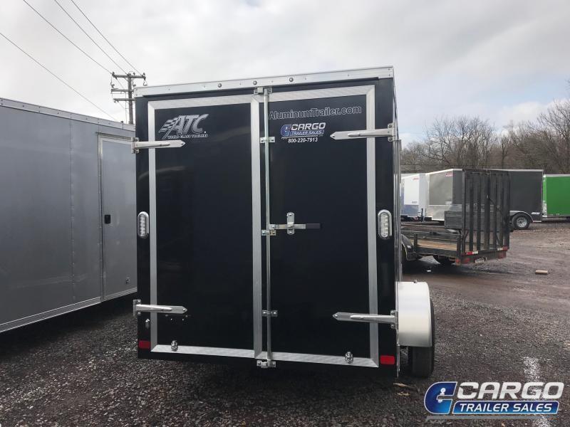 2020 Aluminum Trailer Company RAVAB6010+0-1S2.9K Enclosed Cargo Trailer