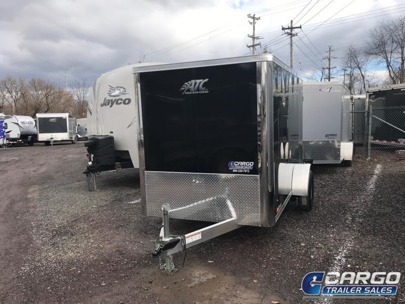 2020 Aluminum Trailer Company RAVAB6010+0-1S2.9K Enclosed Cargo Trailer