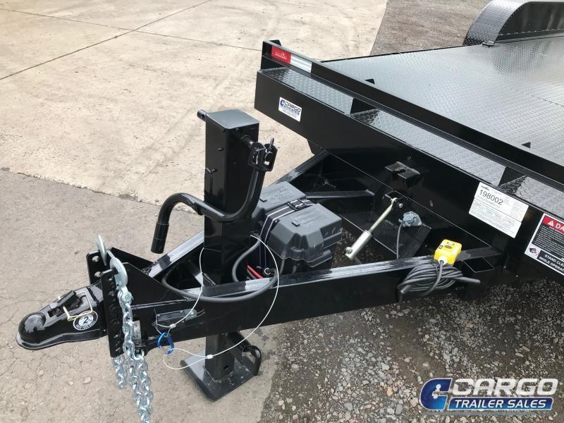 2019 Hawke Trailers EQ 20 15K Tilt Equipment Trailer