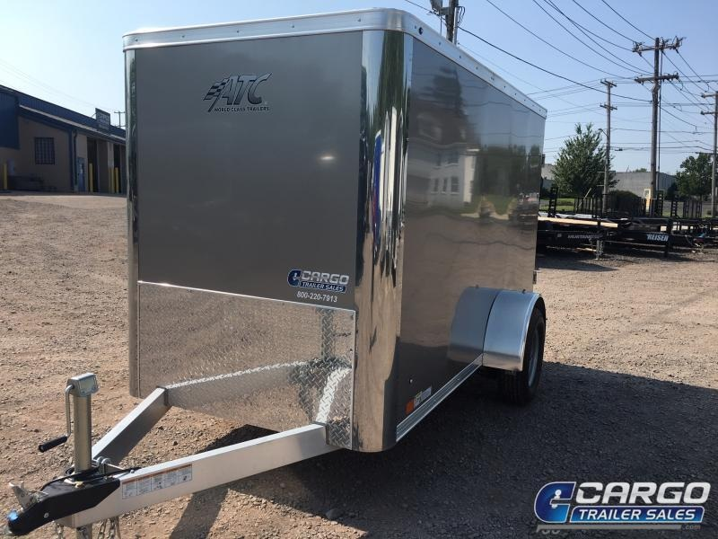 2020 Aluminum Trailer Company RAVAB5010 Enclosed Cargo Trailer