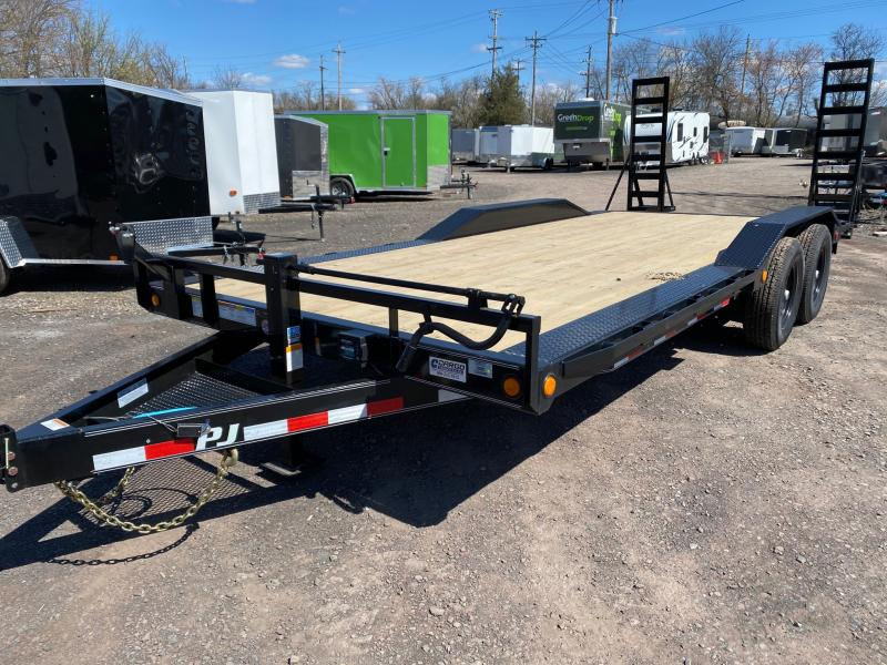 2020 PJ Trailers B6 Buggy Hauler 20 Equipment Trailer