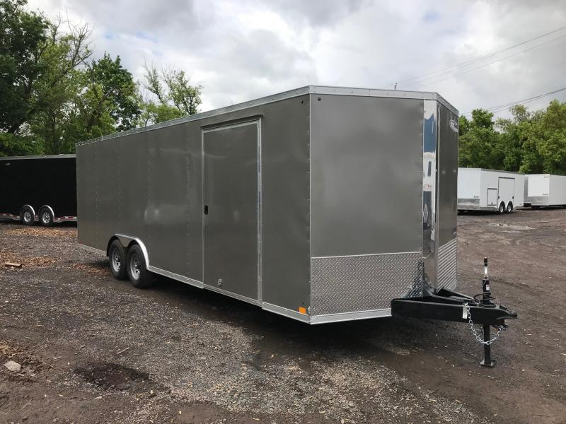 2019 Cross Trailers 824TA Car / Racing Trailer