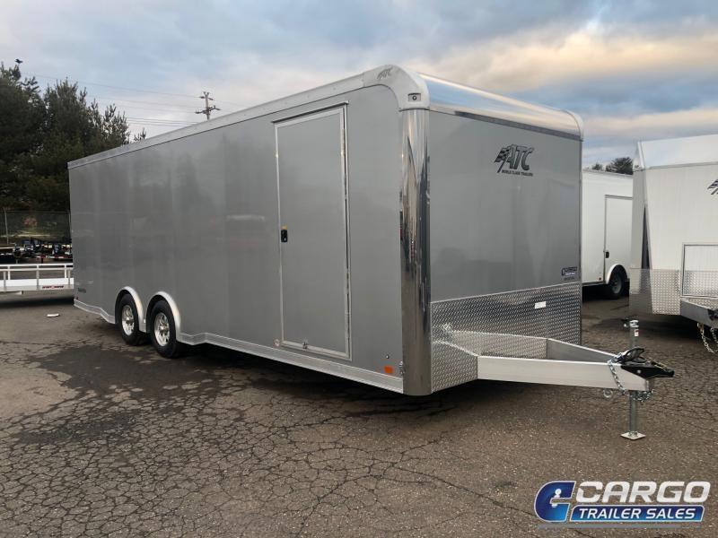2020 Aluminum Trailer Company RAVAB8524+0-2S5.2K Car / Racing Trailer