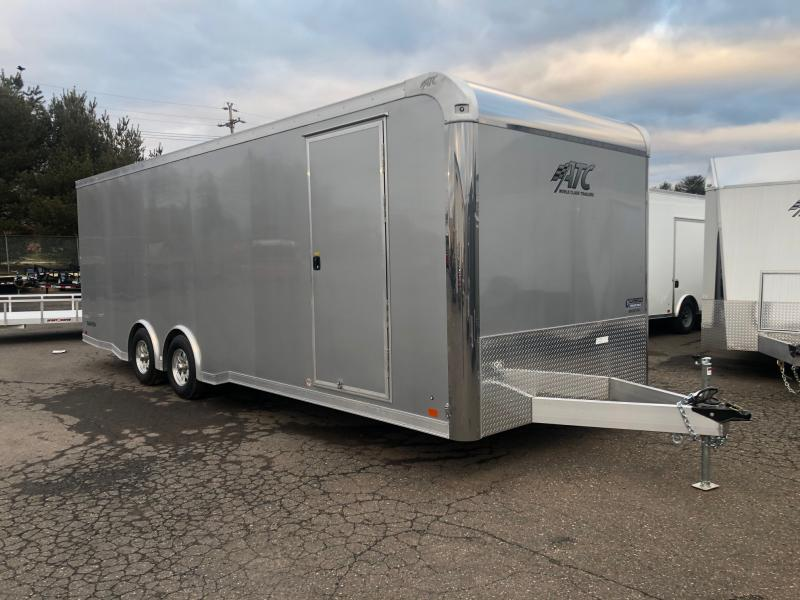 2020 Aluminum Trailer Company RAVAB8524+0-2S5.2K Car / Racing Trailer