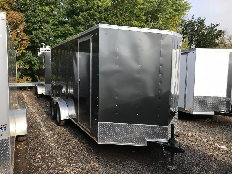 2020 Pace American OB 7x14 Enclosed Cargo Trailer