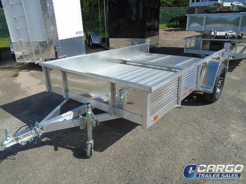 2020 Sport Haven AUT612DS Utility Trailer