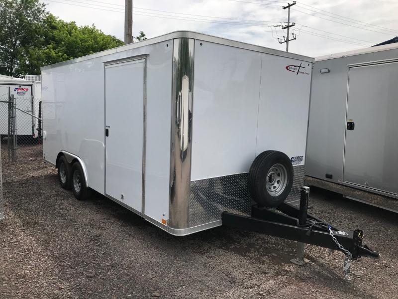 2020 Cross Trailers 820TA Enclosed Cargo Trailer