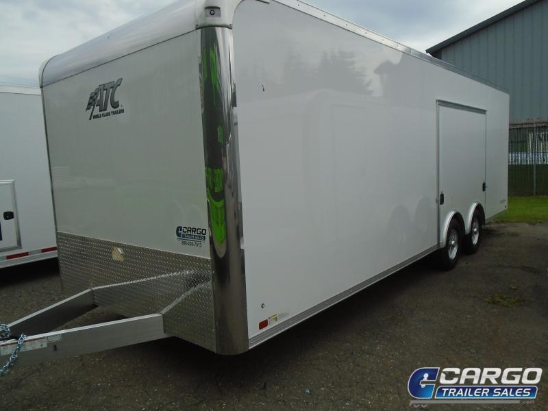 2020 Aluminum Trailer Company RAVAB8524+0-2S5.2K Enclosed Cargo Trailer