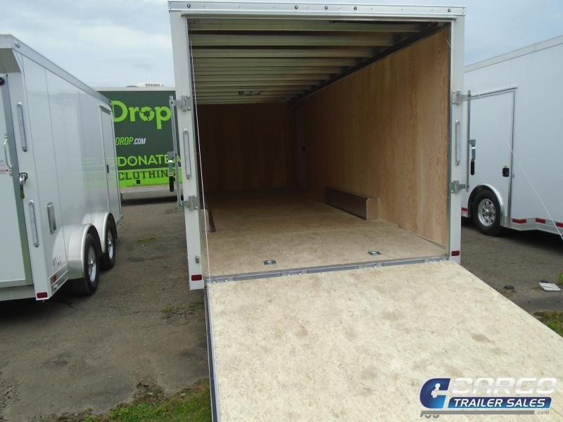 2020 Aluminum Trailer Company RAVAB8524+0-2S5.2K Enclosed Cargo Trailer