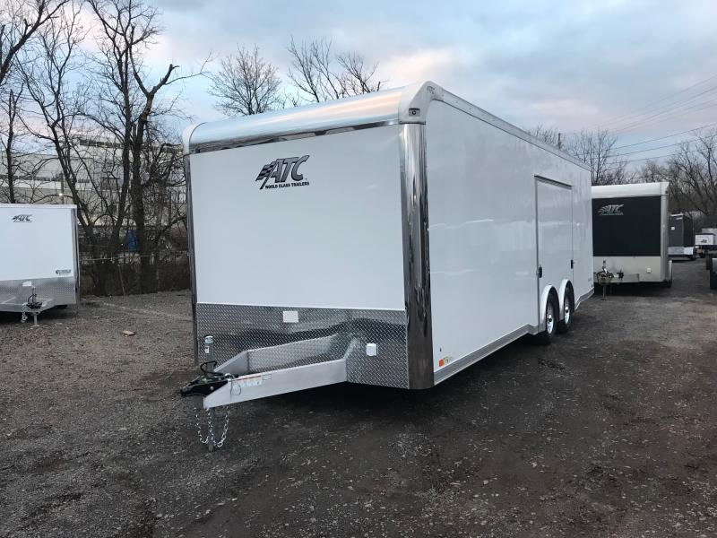 2020 Aluminum Trailer Company RAVAB8528 Car / Racing Trailer