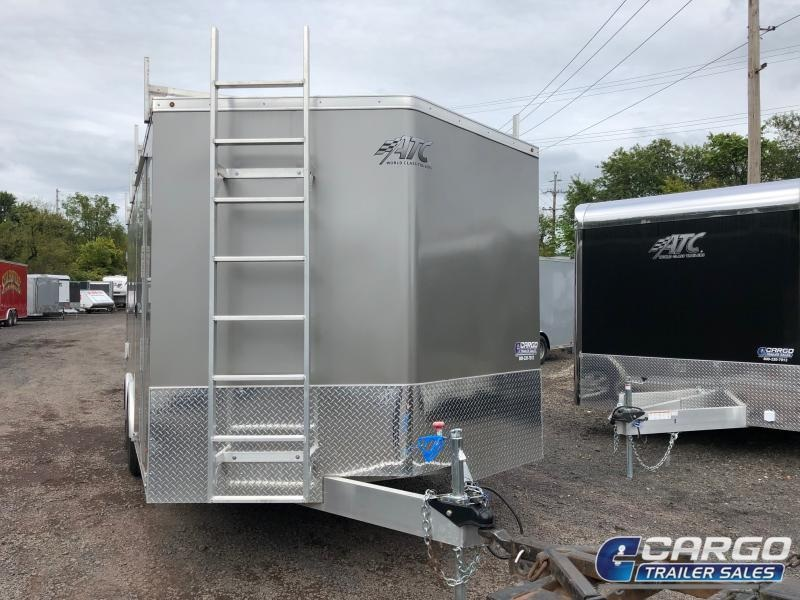 2018 Aluminum Trailer Company RAVSB8516+0-2S3.5K Other Trailer