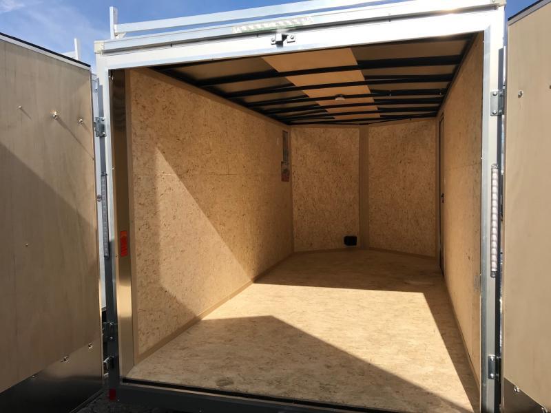 2021 Pace American JV 7 X 14 TE2 Enclosed Cargo Trailer