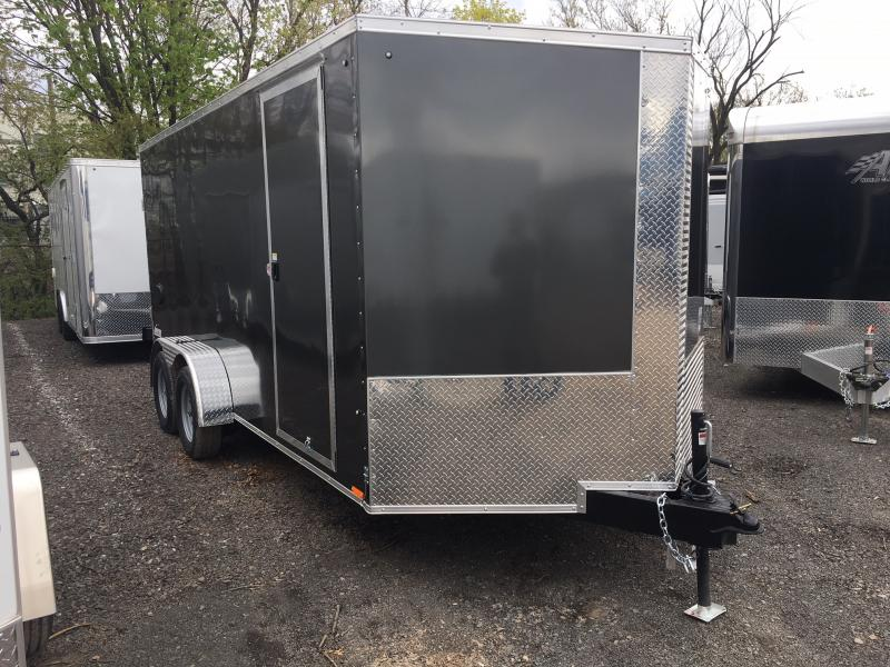 2020 Pace American JV 7x14 Enclosed Cargo Trailer