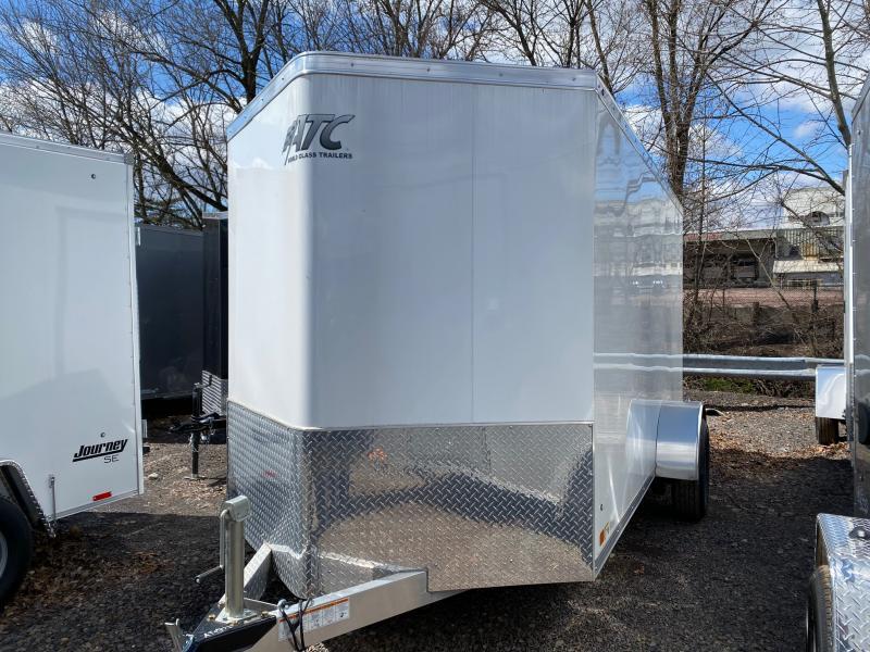 2020 Aluminum Trailer Company RAVAB6012+2 Enclosed Cargo Trailer