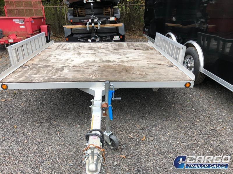 2012 ALCOM INC OPEN UTILITY Other Trailer